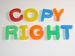 Lesson on copyright (Middle School)