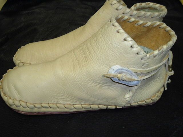 Indian Moccasin Boots for Women | Buffalo Western Cowboy indian Moccasins men's women's