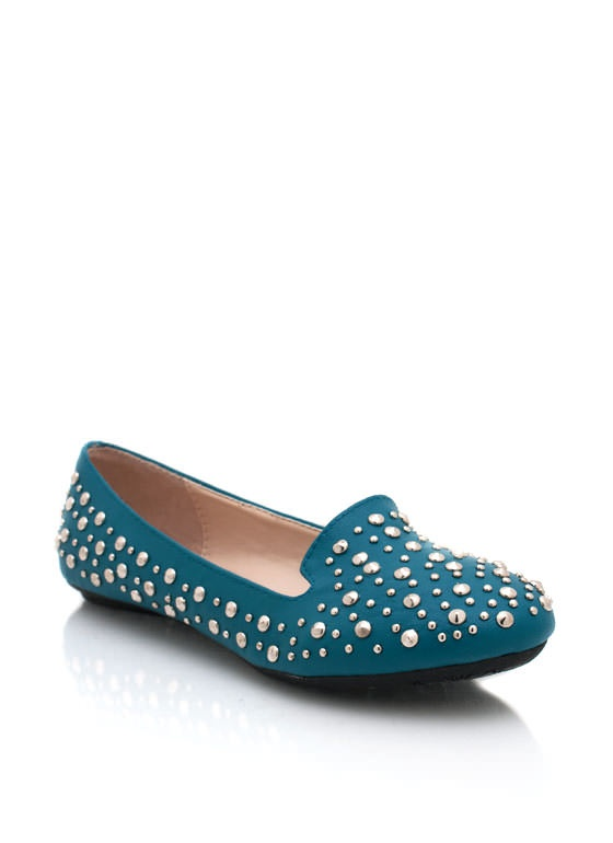 Both studded AND teal. I would make one hot granny