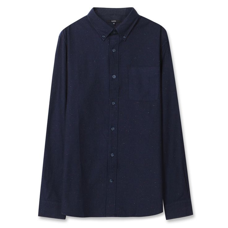Topten10 Unisex Oxford Buttondown Universe Space Stars Navy Cotton Dress Shirts #Topten10