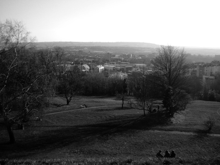 Brandon Hill, Bristol UK.