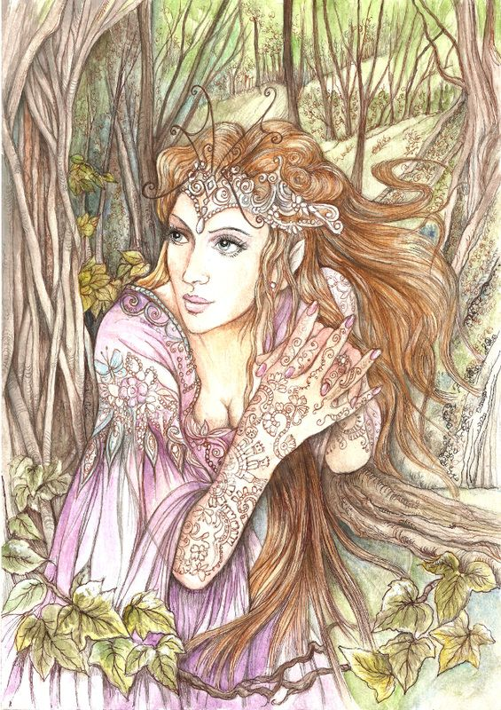 Enchanted Realm - Morgans Fae World