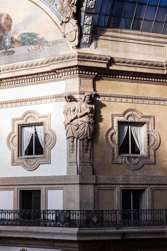 Galleria Vittorio Emanuele II Milan, Italy - Tempo da Delicadeza