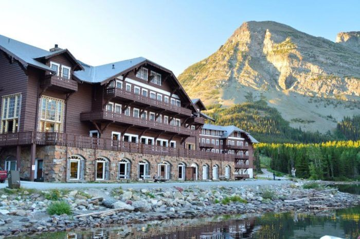 We Found The 7 Top Lodging Options Near Montana's Glacier National Park