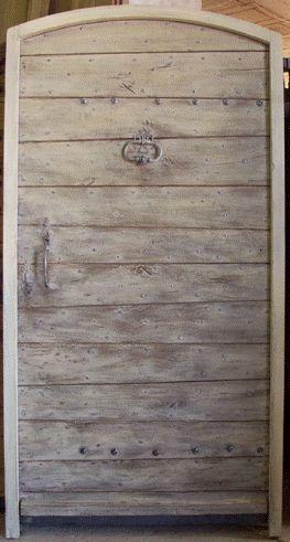 21 best Portes bois images on Pinterest Front doors, Rustic doors