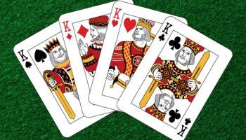 Hail the new Eager Zebra game, CARD KING!