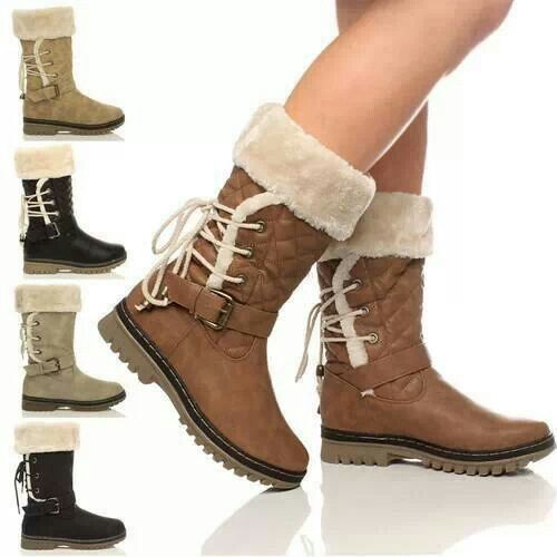 24 best images about cute boots on Pinterest | Warm, Lace up boots ...