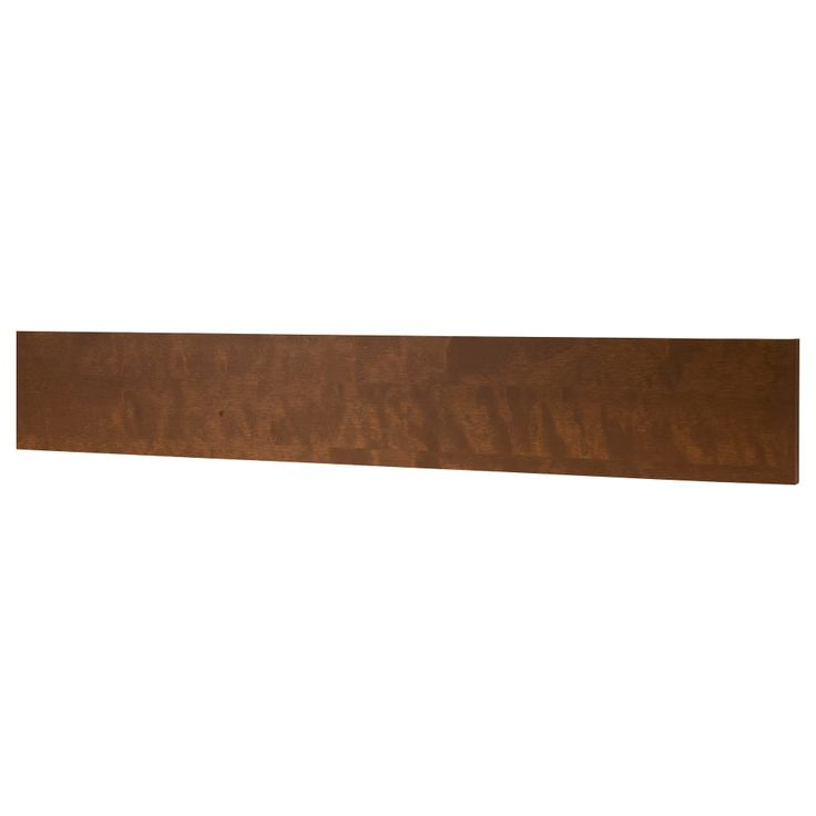 Base Cabinet Plinth Perfekt 196 Del Plinth Medium Brown