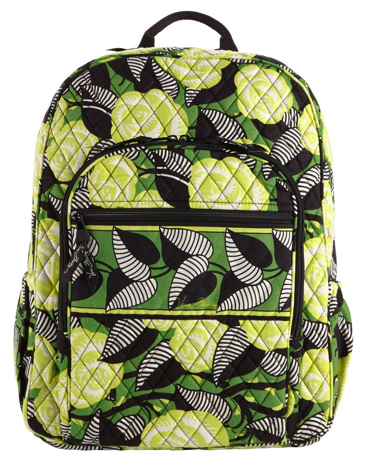 Vera Bradley Campus Backpack in La Neon Rose $54.50 was $109  found this at--->>>Vera Bradley Clearance Sale, Up To 60% off!