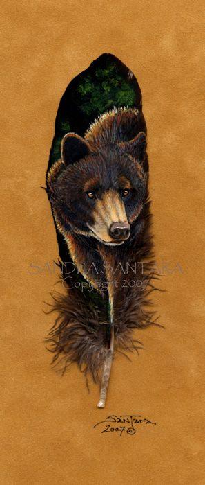Woodland Stroll by ssantara.deviantart.com. Ooooo! I want this one!