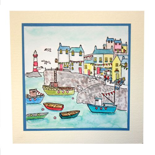 New Blog Post introducing May's Harbour Set and explaining the Monthly Specials...