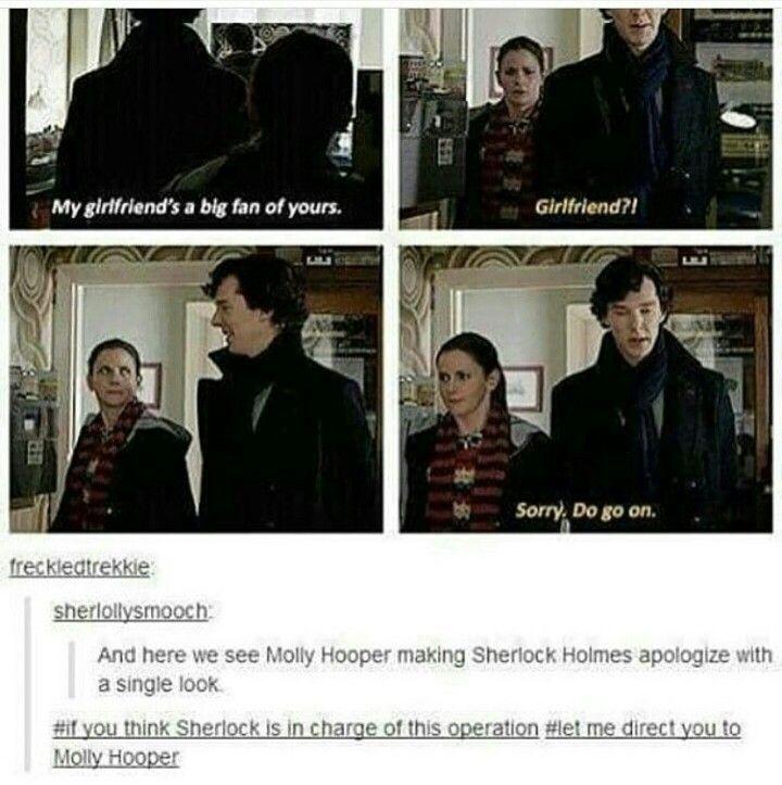 Sherlock Molly Hooper Tumblr BBC Sherlock