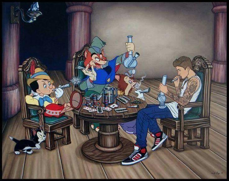 Disney gone bad