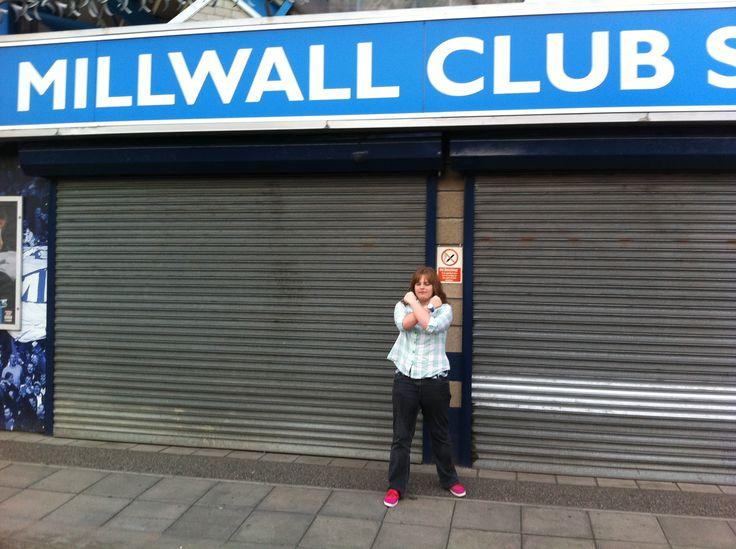 Taking liberties at Millwall