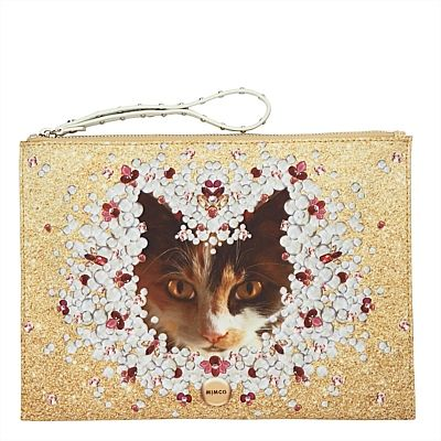 The Cat's Meow Pouch #mimcomuse If only you knew how much I loved cats <3