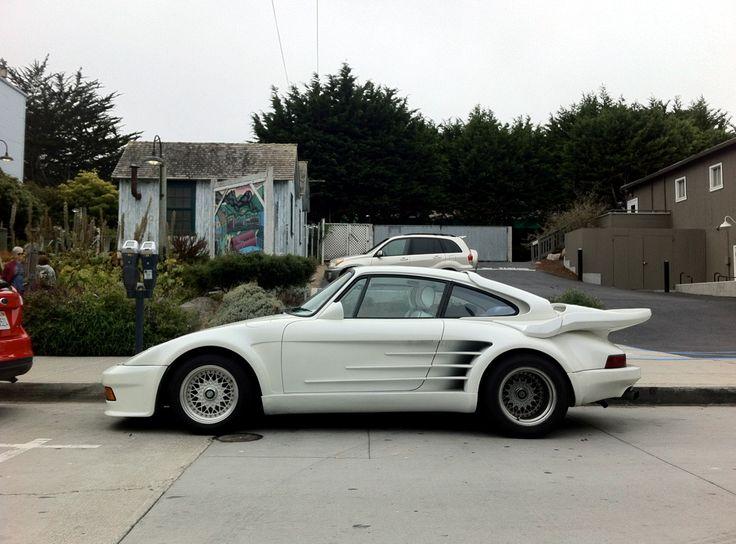 1984 Porsche Gemballa Avalanche