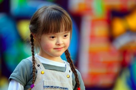 The use of American Sign Language (ASL) can open up the world of communication for children who have Down syndrome because it supports the development of expres