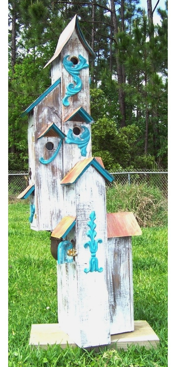 3348 best Birdhouses images on Pinterest Birdhouses Birds and