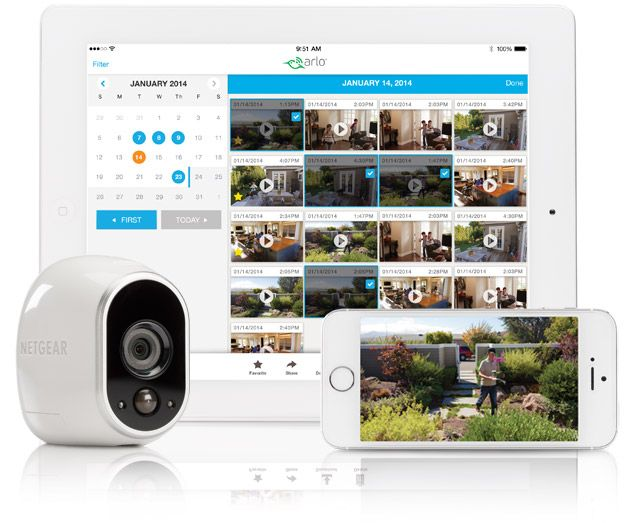 Meet Arlo™ No cords. No wires. No worries. The world's first and only 100% wire-free HD smart home security camera. Arriving this Winter.
