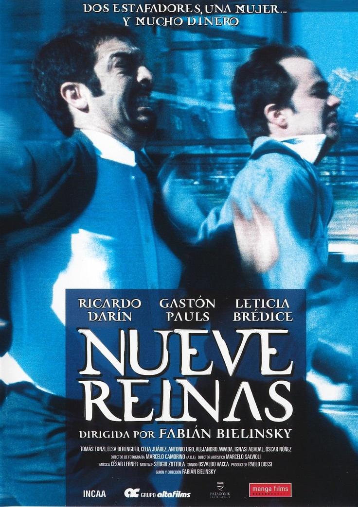 Nueve Reinas - de Fabian Bielinsky - avec Ricardo Darin et Gaston Pauls
