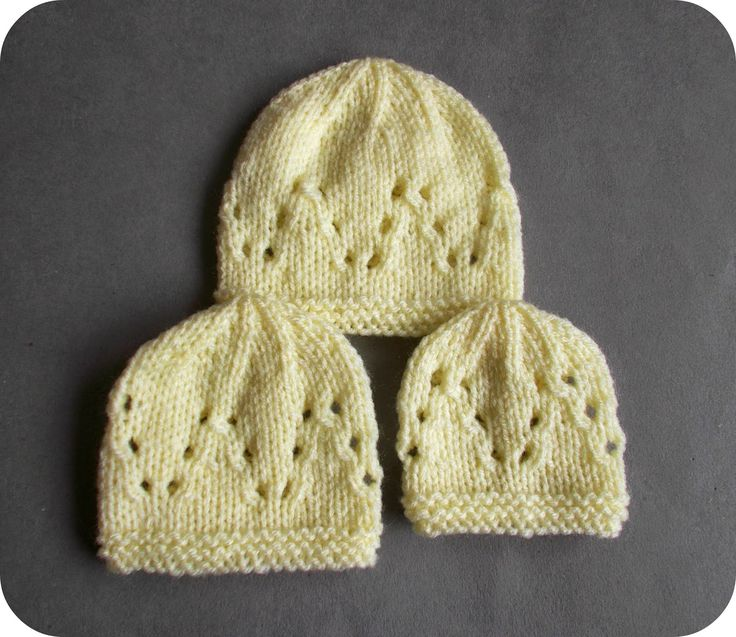 marianna's lazy daisy days: Matching Hat for the Lazy Daisy All-in-One Preemie Top