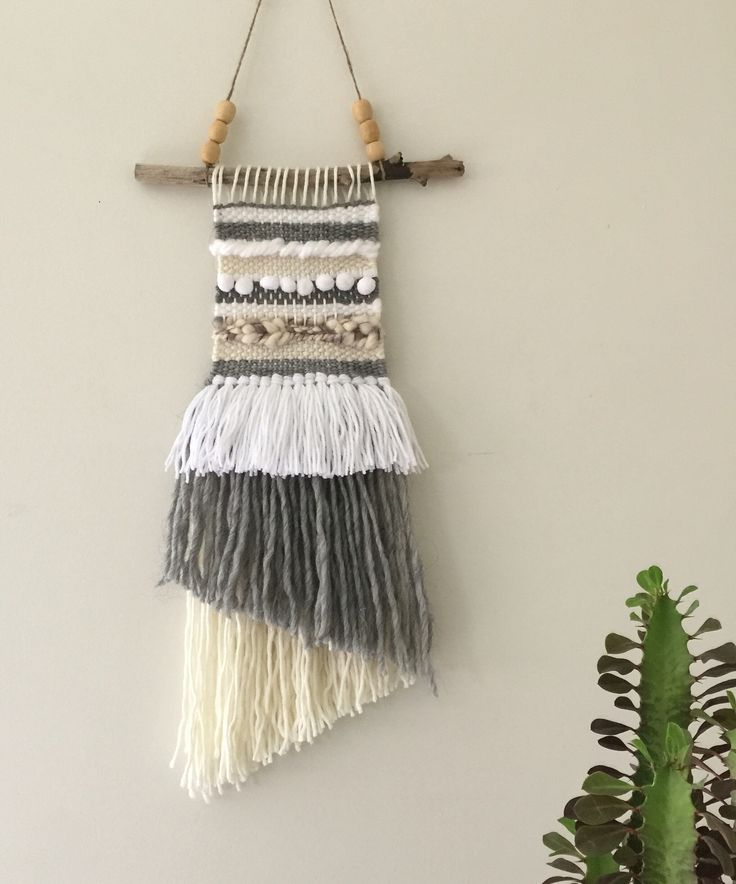 A Dor able Design || weave ||wall hanging || wall decor || wall art ||