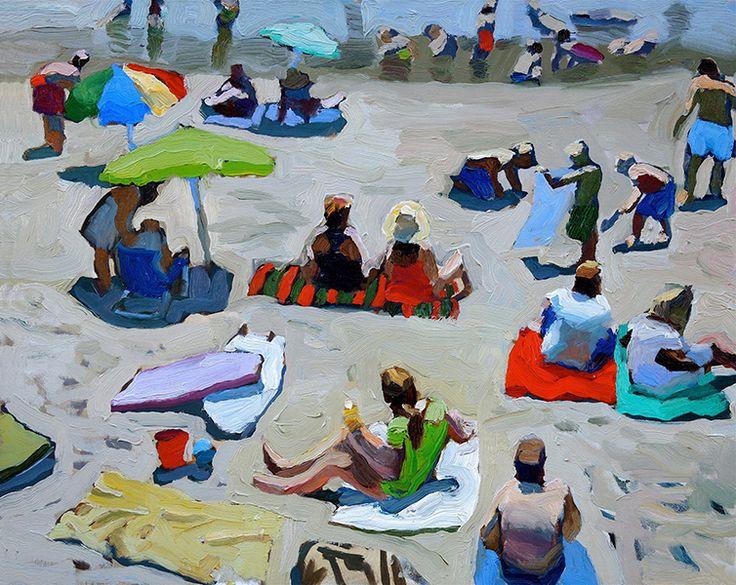 Peggi Kroll Roberts : Recent Paintings : www.krolllroberts.com