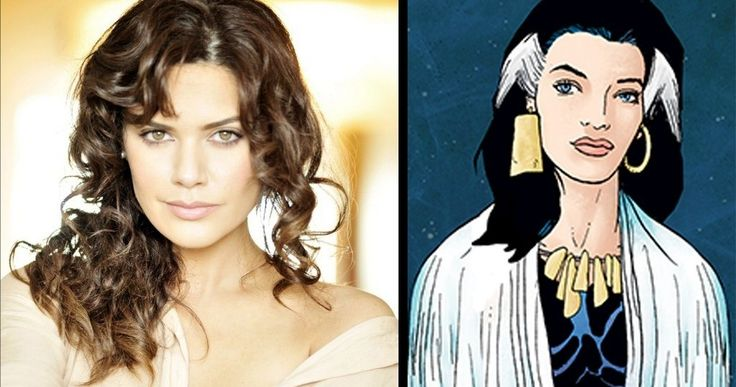 'Constantine' Adds Angelica Celaya as Zed -- Actress Angelica Celaya replaces Lucy Griffiths, whose character Liv was created specifically for the NBC 'Constantine' series. -- http://www.tvweb.com/news/constantine-adds-angelica-celaya-as-zed