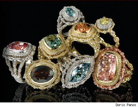 81 best Doris Panos images on Pinterest Jewelry Jewelry armoire