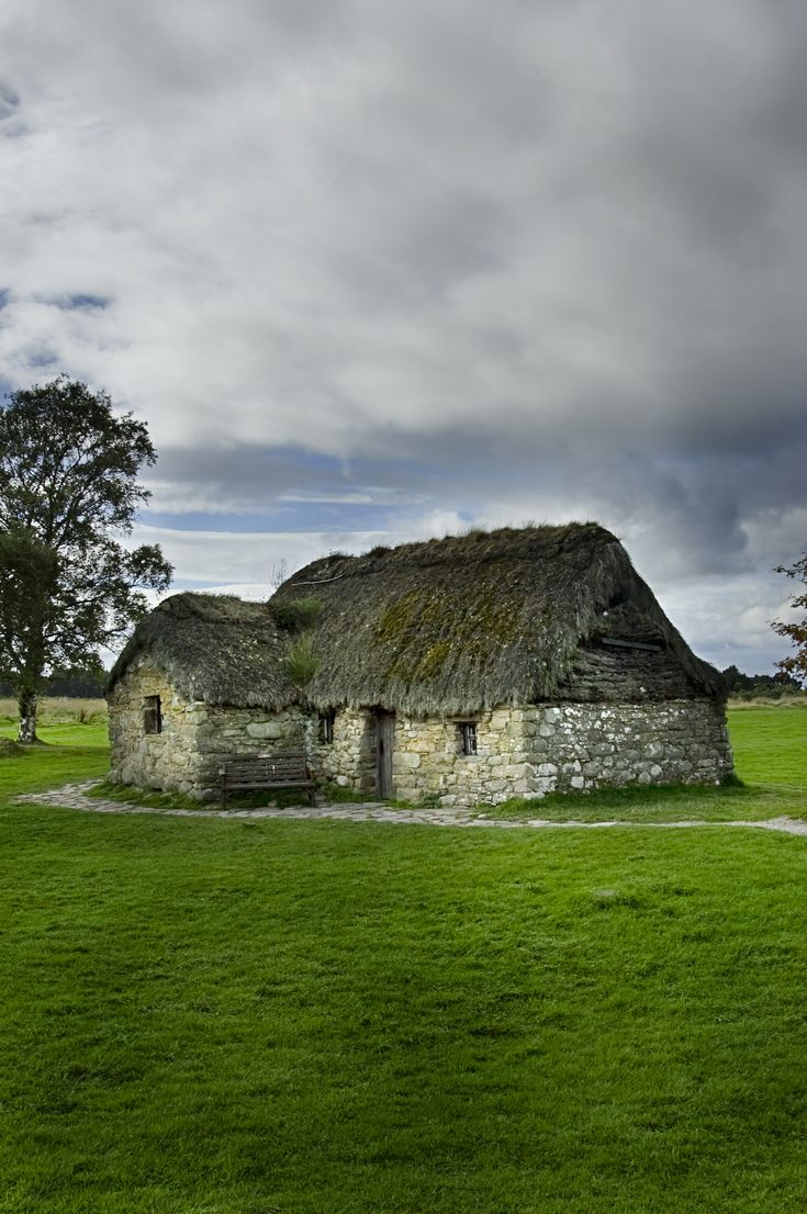 Took this one at Culloden Moor in 2009. One of the most impressive places I've ever seen.