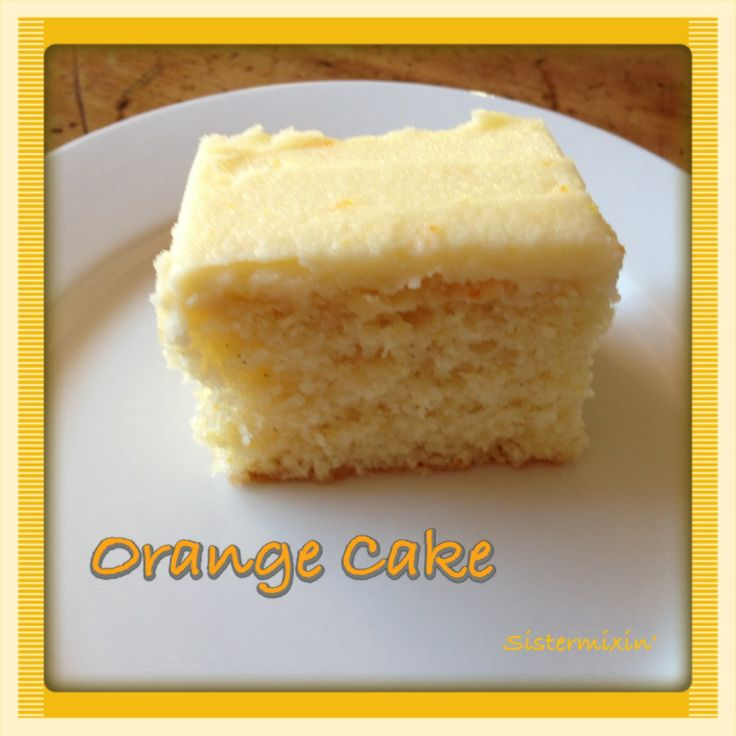 Sistermixin' Thermomix - 30 Second Orange Cake (easy)