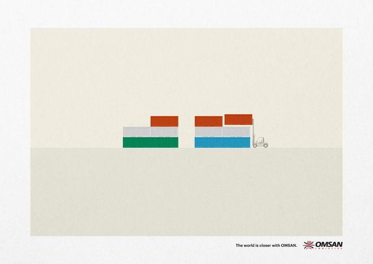 Omsan Logistics: Closer, 2   Ads of the World™