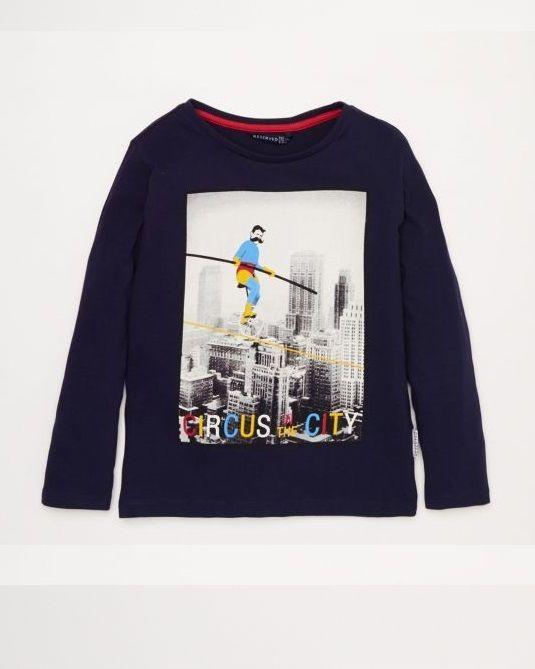 Bluza z cyrkowym miastem :)   #DziecioCiuszek #dziecięca #moda #odzież #ciuszki #dziecięce #ubranka #modadziecięca #dzieci #bluza #dziecko