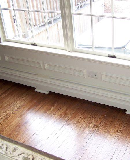 Wood Boardboard Heat Covers Bergen County, NJ - Custom Heat Base Covers Northern, NJ