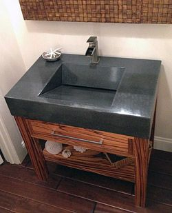 Cheng Concrete, known for its concrete countertops, has announced the winners of its 2013 kitchen and bath sink contest.