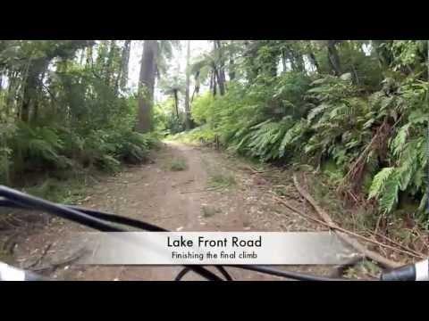 A course recon for Xterra NZ 2012   Xterra Rotorua 2012