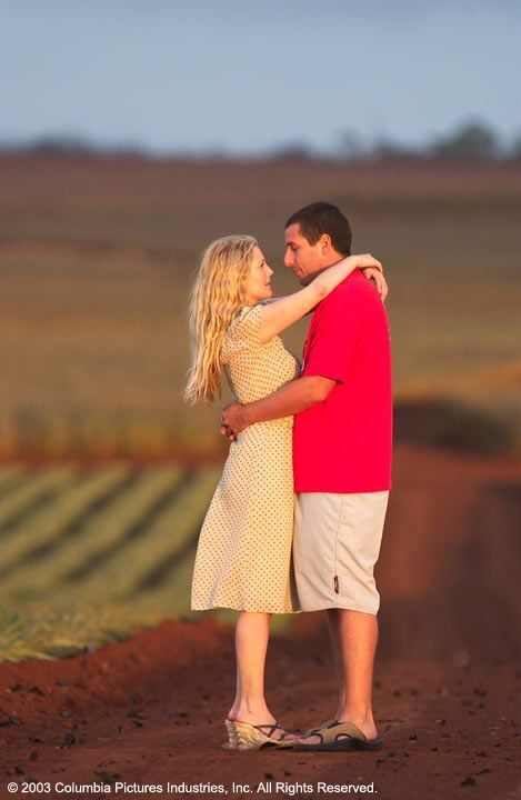 50 First DatesFilm, Henry Roth, Drewbarrymore, Adam Sandler, 50 First Dates, First Kisses, Favorite Movie, Drew Barrymore, Movie Couples