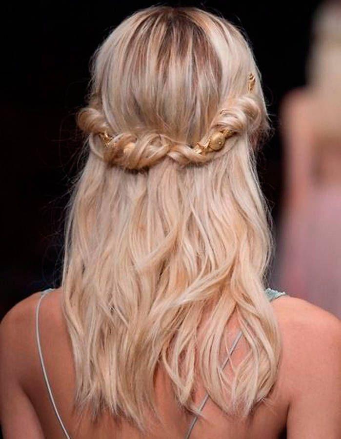 Coupe coiffure cheveux mi-longs automne-hiver 2016 - Cheveux mi-longs : nos idées de coiffures tendances - Elle