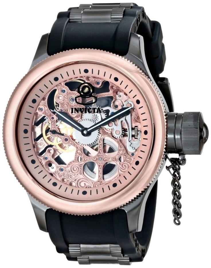 Pánske hodinky INVICTA Russian Diver 17274