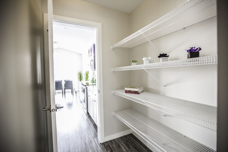 Check out the size of this pantry!