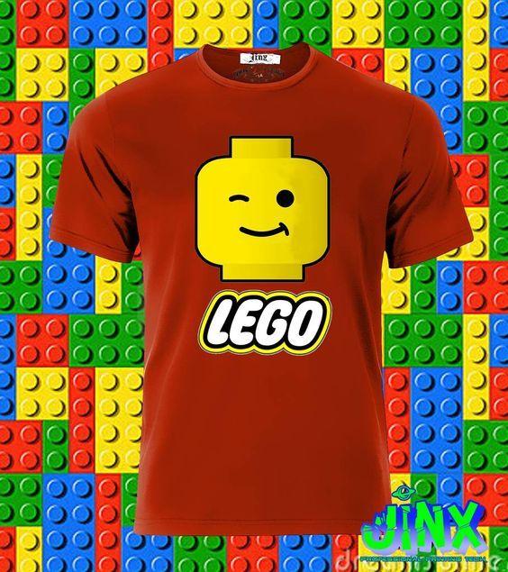 $159.00 Playera o Camiseta Lego Classic - Comprar en Jinx