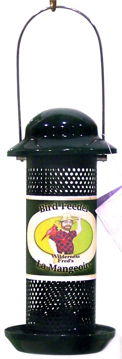 BSF10  Finch Feeder with Tray