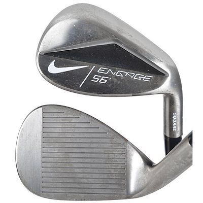NIKE ENGAGE SQUARE 54 SAND WEDGE STEEL USED