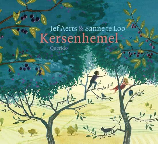 #prentenboekperweek 28/52 Een vriendschap tussen een jongen en een meisje gaat niet voorbij ondanks een verhuizing