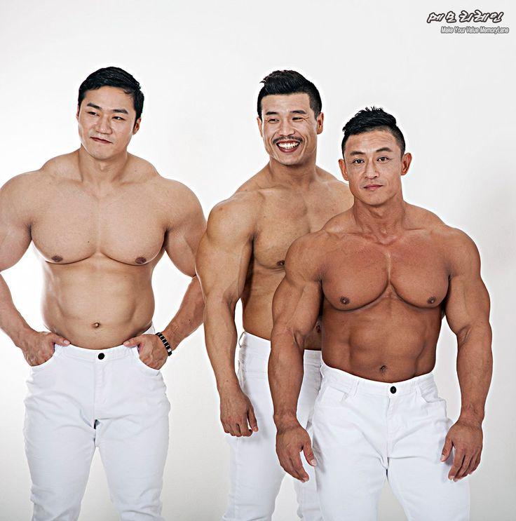 Wow X 3 In 2019 Asian Men Muscle Men Asian