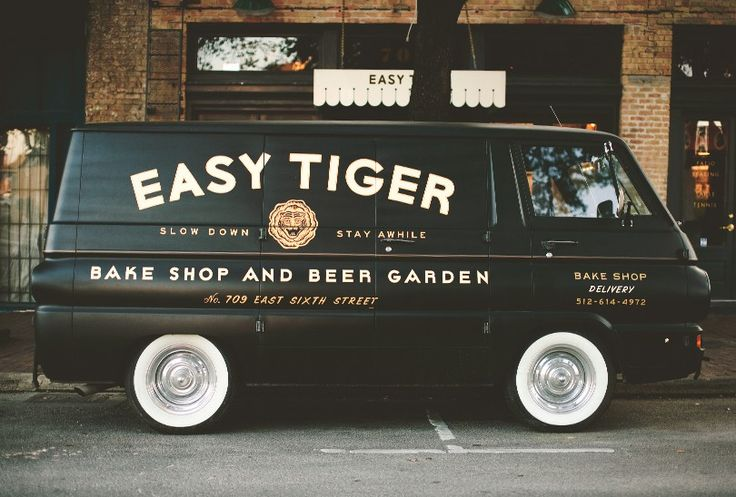Easy Tiger byWork by Land