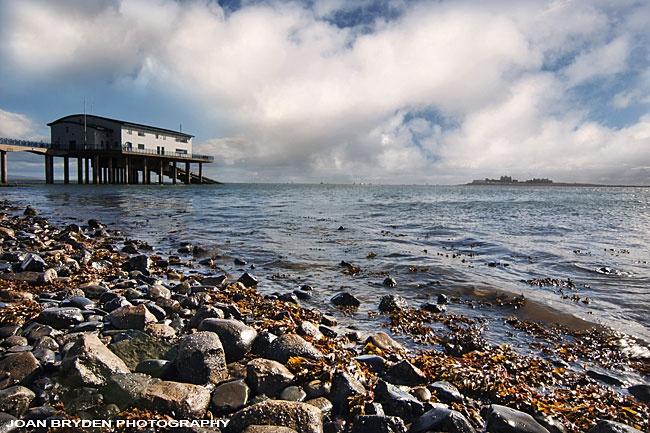 Barrow Lifeboat Station, Roa Island, Barrow in Furness, Cumbria