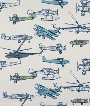 Premier Prints Vintage Air Felix Natural Fabric - $10.98 | onlinefabricstore.net