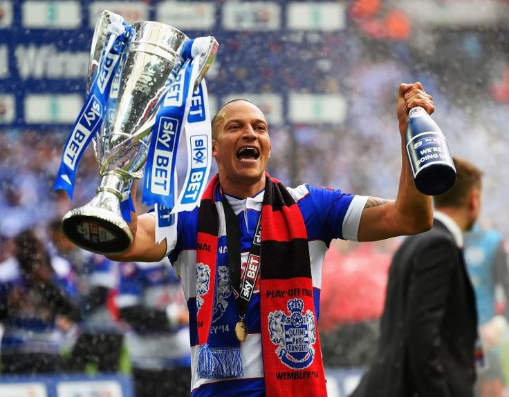 The man what won it! Oh Bobby Zamora! 24-5-14