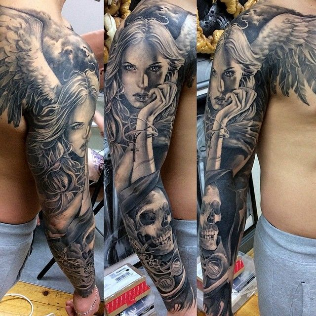 Tattoo Designs Braso: Tatuajes De Alas, Tatuajes Y Tatuajes Brazo